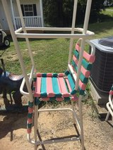 4 outdoor chairs in Fort Knox, Kentucky