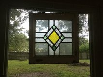Antique Stain Glass Window small in Hinesville, Georgia