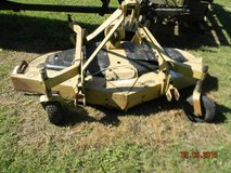Finish mower in Fort Knox, Kentucky