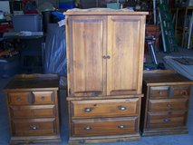 Dresser and 2 Night Stands in Alamogordo, New Mexico