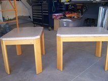 Set of Matching End Tables in Alamogordo, New Mexico