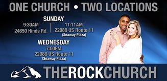 The Rock Church in Fort Drum, New York