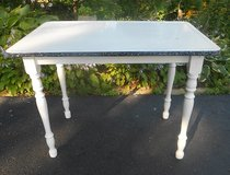 Table with Enamel Top in Schaumburg, Illinois