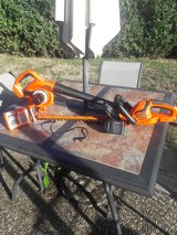black and decker hedge trimmer in Ramstein, Germany