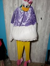 Disney Adult Daisy Duck sz  XL womens Costume in Oswego, Illinois
