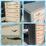 French Provincial Tall Dresser in Aurora, Illinois
