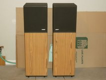 Minty BOSE 10.2 Series 1 Stereo Tower Floor Speakers in Bartlett, Illinois