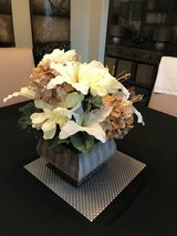 Beautiful  Silk Floral  Arrangement - Ivory / Taupe in Pasadena, Texas