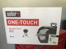 Weber One Touch 18.5in Grill - New in Box in Aurora, Illinois