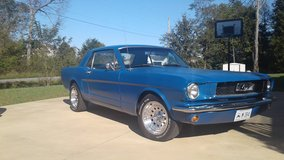 1966 Ford Mustang in Fort Knox, Kentucky