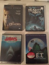 DVD'S (unopened) Collector's Edition (price each) in Eglin AFB, Florida