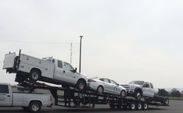 Business Auto Transport Equipment (2) Trailers in Fairfield, California