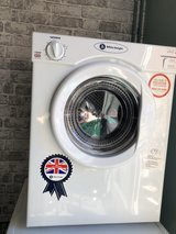3.5kg vented white knight dryer in Lakenheath, UK