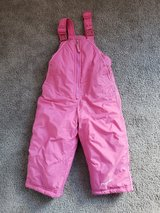 Pink Rebook Winter Snow Coat Romper 3T in Clarksville, Tennessee