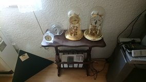 German Steins, Small Clocks, Table - (Located in Schallodenbach) in Ramstein, Germany