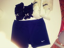 Nike Shorts S Volleyball Hurley Knee pads Ankle protectors in Bartlett, Illinois