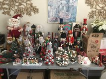 Multiple Christmas Decorations, statues nutcrackers  and Misc in Vacaville, California