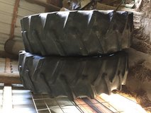 Used tractor tires 15.5/38 with tubes in Byron, Georgia