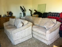 Beautiful custom couch and sofa in Yucca Valley, California