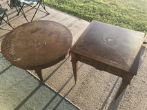 Coffee and end table in Alamogordo, New Mexico