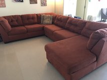 Ashley 3pc Sectional in Okinawa, Japan