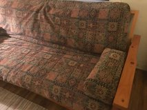 """6"""" long Mission style Futon. in Fort Irwin, California"""