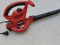 Craftsman electric leaf blower in Beaufort, South Carolina