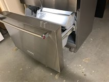 New stainless steel fridge in The Woodlands, Texas