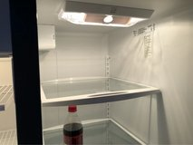 Whirlpool stainless steel fridge in The Woodlands, Texas