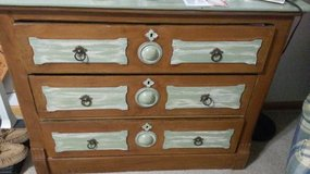 Nice  wood dresser. in Fort Leavenworth, Kansas