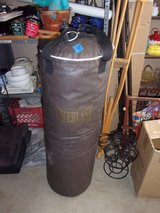 Everlast Hanging Punching Bag in Fort Riley, Kansas
