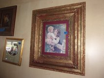Framed and Matted Picture in Fort Riley, Kansas