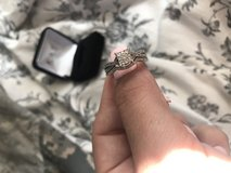 Engagement ring/ wedding band in Travis AFB, California
