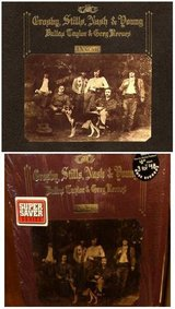 crosby,stills nash and young deja vu[2 vinyl lp] in Bartlett, Illinois