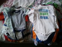 Nb/0-3 month baby boy clothes -0ver 40 pieces! in MacDill AFB, FL