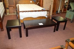 New Espresso Coffee Table & 2 End Tables in Tacoma, Washington