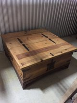 Rustic style coffee table in Baytown, Texas