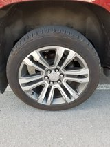 285/45R22 Bridgestone Dueler H/L Alenza Tires in Fort Drum, New York