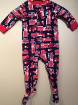 Carter's baby zip up footed pajamas in Bolingbrook, Illinois