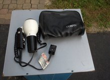 NEW CONAIR FOLDING HAIR BLOWER / CASE in Bartlett, Illinois