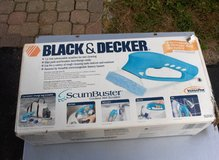 NEW BLACK & DECKER CORDLESS  SCUMBUSTER in Oswego, Illinois