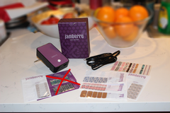 Jamberry Set incl. Heater * several sets of nail designs in Oceanside, California