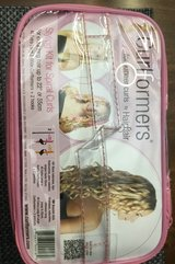 Curlformers styling kit for spiral curls in Plainfield, Illinois
