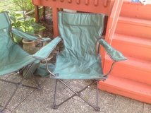 Camping chair in Bartlett, Illinois