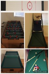 5 in 1 Combination Game Table in Bolingbrook, Illinois