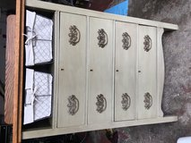 Painted antique dresser in Elgin, Illinois