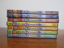 Boy Meets World DVDs in Glendale Heights, Illinois
