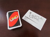 Uno (Card Game) in Plainfield, Illinois