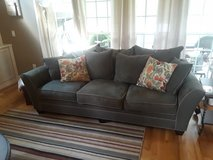 Very nice sofa , loveseat and chair in Macon, Georgia