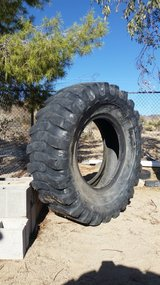 CrossFit and Strongman tires in Yucca Valley, California